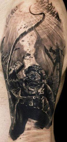 Tattoo Artist - Carl Löfqvist | www.worldtattoogallery.com/tattoo_artist/carl_lofqvist