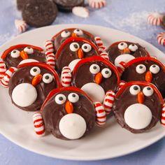 You will melt over these penguins. #food #easyrecipe #kids #dessert #diy