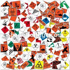 Hazad signs, 120 files