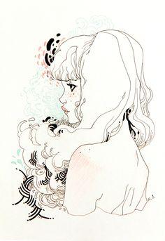 Line Weight 06, Marguerite Sauvage