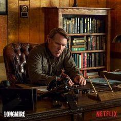 "Robert Taylor in ""Longmire"" on Netflix"