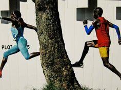 Nike Free run the way you were meant to - Julia Noni