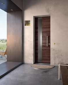 Sovrana - Security doors - contemporary - Front Doors - Other Metro - Garofoli Group