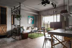 Arredamento in stile urban chic - Piante verdi negli interni   Urban ...