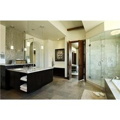 Contemporary (Modern, Retro) Bathroom by Jennifer Jelinek