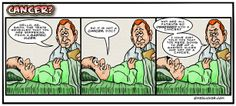 Medical Comic: It is not a cancer but you are about to die anyway :).