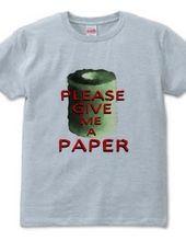 紙をください!