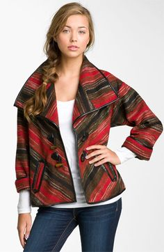 Jolt Blanket Coat. I just picked this up at the Nordstrom sale.