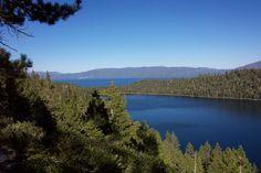 Hiked around the lake