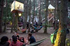 fusion festival camping - Google Search