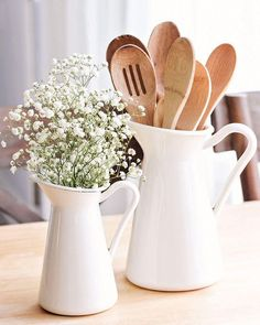 Add a Touch of Farmhouse Charm to Your Kitchen With These Easy Projects | TheNest.com