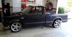 1988 Chevrolet S-10 by BrandOmatic http://www.chevybuilds.net/1988-chevrolet-s-10-build-by-brandomatic