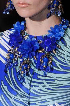 Gucci Spring 2013 - Details