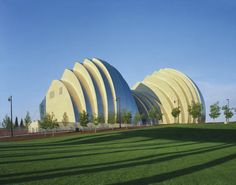 Kauffman Center for the Performing Arts - Courtesy of Tim Hursley