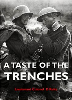 Post with 0 votes and 102 views. A German soldier and a British soldier sharing a smoke during a Christmas truce in the trenches (WWI) German Soldier, British Soldier, British Army, World War One, First World, Old Pictures, Old Photos, Random Pictures, Christmas Truce