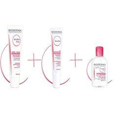 Bioderma Ds Forte Cream+Eye Contour alana H2O 250 ml HEDİYE