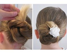 Solely Stylish Different Varieties Of Straightforward Bun Hairstyles | Hairstyle Ideas