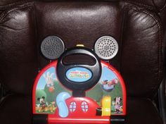 VTECH MICKEY MOUSE CLUBHOUSE MOUSEKADOER CLUBHOUSE LAPTOP