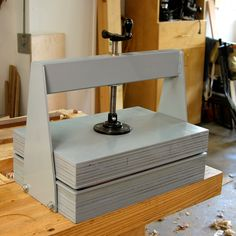 Veneer Press..can double duty as book press for bookbinding and other craft projects..