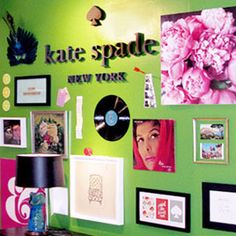 I love how Kate Spade decorates their stores