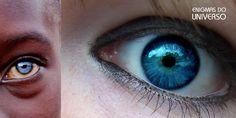 Todas as pessoas que tem olhos azuis possuem um único ancestral em comum
