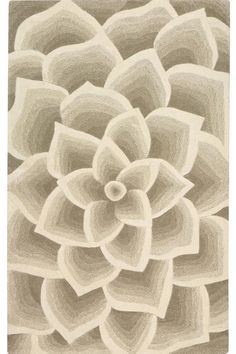 Corolla Area Rug - Wool Rugs - Contemporary Rugs - Rugs   http://www.homedecorators.com/P/Corolla_Area_Rug/610/