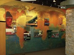 church missions wall - Google Search