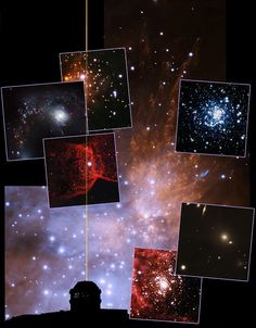 New Space-Observatory Technology Reveals a Spectacular HD Universe