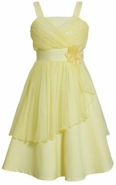 * TWEEN GIRL 7-16 DRESS *  Yellow Cross Over Sequin to Mesh Overlay Linen Dress YL4MU, Yellow, Bonnie Jean Tween Girls 7-16 Special Occasion Flower Girl Social Party Dress Bonnie Jean,http://www.amazon.com/dp/B00ILXQG6U/ref=cm_sw_r_pi_dp_JcMctb0NZNH3PCHS