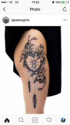 49 ideas for tattoo feather hip tatoo Feminine Tattoos, Girly Tattoos, Mini Tattoos, Trendy Tattoos, Sexy Tattoos, Body Art Tattoos, Sleeve Tattoos, Lotusblume Tattoo, Lock Tattoo
