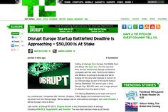 http://techcrunch.com/2013/06/15/disrupt-europe-startup-battlefield-deadline-is-approaching-50000-is-at-stake/ ...   #Indiegogo #fundraising http://igg.me/at/tn5/