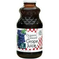 $6.93 Concord Grape Juice - 32 oz, Organic -- Morning Fresh Market Online Store  Free account setup & Free shipping.Use this code #813478