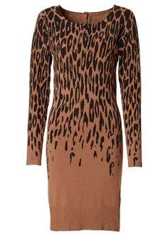 #animal-print #dress