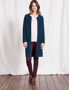 Abigail Coatigan WU073 Clothing at Boden
