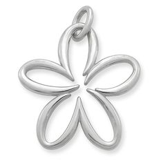 Flowing Petals Pendant in Charms Connection Summer 2013 from James Avery Jewelry on shop.CatalogSpree.com, my personal digital mall.
