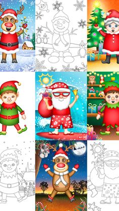 Tiny Christmas Card Maker On The App Store
