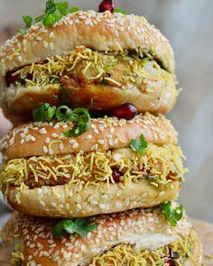 Veggie Recipes, Indian Food Recipes, Vegetarian Recipes, Cooking Recipes, Ethnic Recipes, Snack Recipes, Snacks, Thai Street Food, Indian Street Food