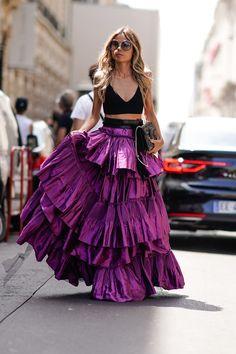 STYLECASTER | Chic, Modern Ways to Wear Ruffles