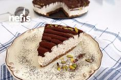 Kahveli Soğuk Pasta (10 Dakikada) Tarifi