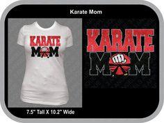 c4761 Mom  Caps  Karate Martial Arts Black Belt NEW