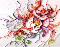 Yulia Brodskaya Paper Art