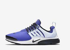 Nike Air Presto 'Persian Violet' Shoes - Persian Violet/Neutral Grey