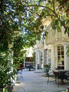 Christopher's Inn Calistoga CA