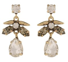 Martine Wester - COSMIC CRYSTAL DROP EARRINGS, £27 (http://martinewester.com/products/cosmic-crystal-drop-earrings.html)