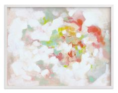 """""""Ice Cream Social"""" - Art Print by Lorent and Leif in beautiful frame options and…"""
