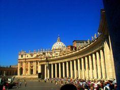 """""""Una visita a la Ciudad de El Vaticano"""""""