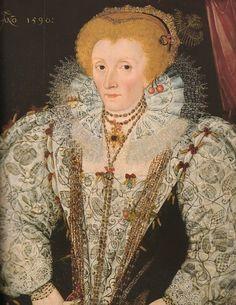 Elisabeth I 1590