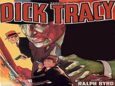 DICK TRACY (1937) Ralph Byrd - Francis X Bushman