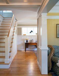 Craftsman Bungalow Interiors | vintage american craftsman style ...