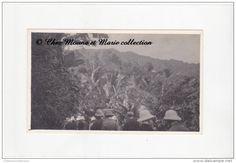 MARTINIQUE - MAIRIE DE FOND ST SAINT PIERRE - ANNEES 1930 - PHOTO 11 X 6.5 CM